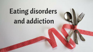 Eating Disorders and addiction Banner